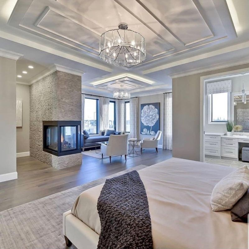 10 Luxury Bedroom Design Projects For A Luxury Home Master Bedroom Ideas
