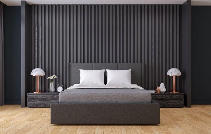 Modern Wallpaper Ideas For A Contemporary Bedroom Design Home Decor Ideas