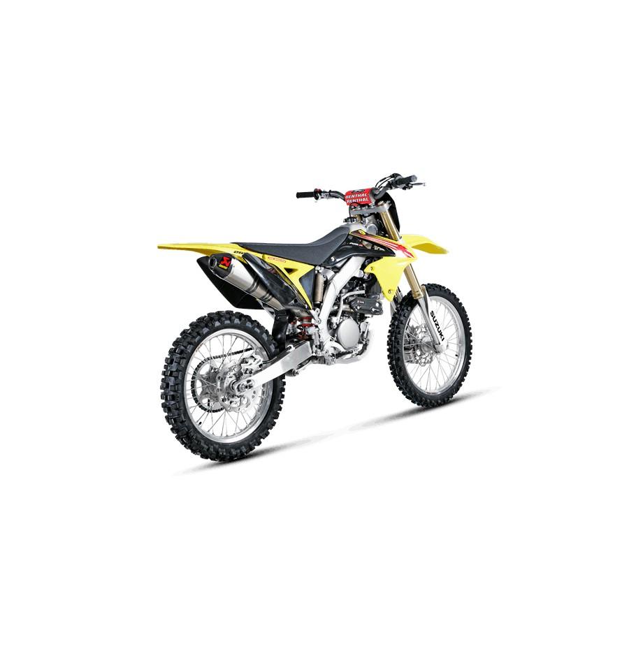 Akrapovic Escape Suzuki RMZ 250