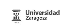 Universidad Zaragoza Logo clientes MASTER BIM ONLINE