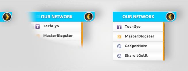 jQuery side menu wordpress plugin