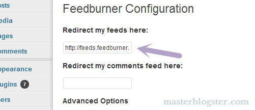 feedburner plugin for wordpress
