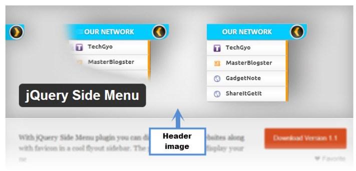 header image to wordpress plugin