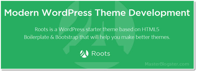 8 free wordpress starter themes to create your own for Create your own wordpress theme from an html template