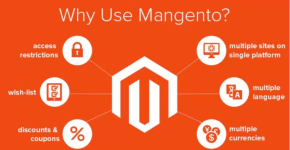 why use magento for ecommerce
