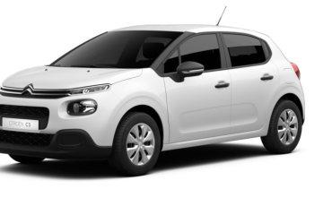 Κατηγορία C: Citroën C3 1.4