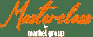 Masterclass by marhel group Logo Dark Mode