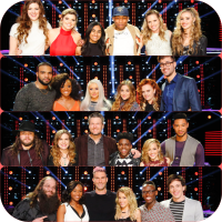 Vocal Masterclass Discussion For Season 10 Of The Voice: The Top 12 Are Revealed