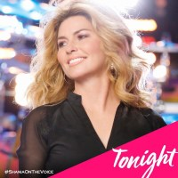 Vocal MasterClass Discussion For Season 12 Of The Voice: Shania Twain Joins The Live Shows
