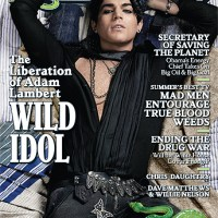 Adam Lambert's Rolling Stone Interview
