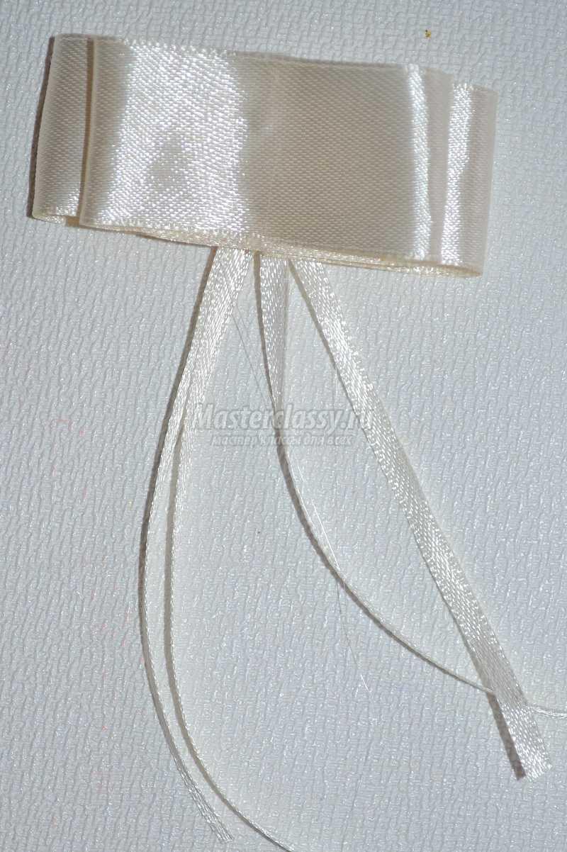 рукавичка из фетра на елку