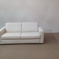 Natuzzi Sofa Bed Clearance Reclining Leather Arona 2 Seater Made By Group Furnimax