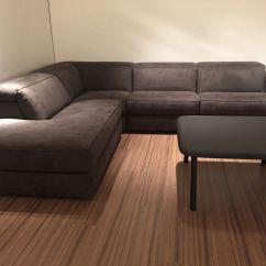 Corner Sofa With Recliner And Chaise Broyhill Nebraska Furniture Mart Natuzzi Italia Brio Electric Reclining