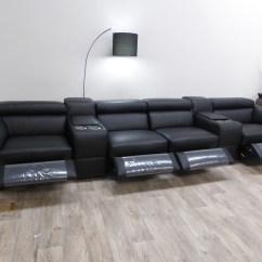 Home Cinema Sofa Seating Uk Ikea With Removable Covers Natuzzi Editions Encore Power Reclining