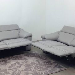 Natuzzi Arona 2 Seater Leather Sofa Bed Cover Designs Philippines Edition Italian Sensor Electric Reclining