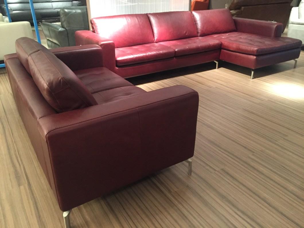 Natuzzi Italia Savoy Seater Chaise And Furnimax