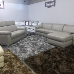 Natuzzi Arona 2 Seater Leather Sofa Bed Cream Gumtree Belfast Editions Sensor Electric 3 Chaise And