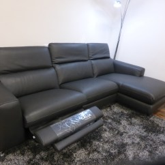 Best Rated Power Recliner Sofas Sofa Cup Holder Calia Italia Supremo Reclining High Grade Leather