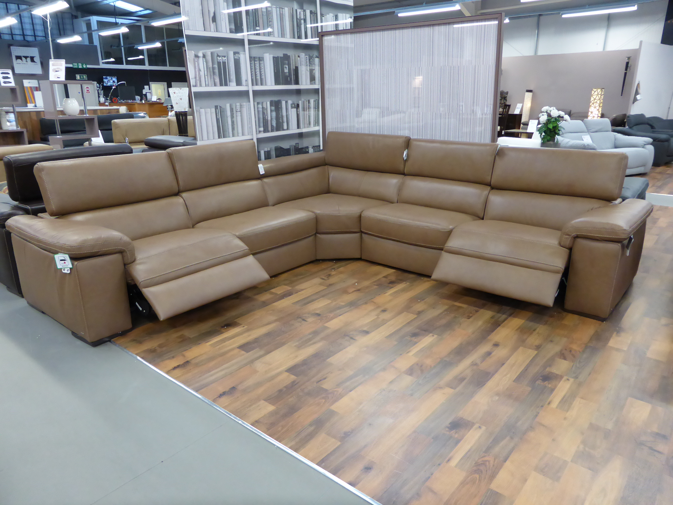 motion sofa definition corner bed with storage nz natuzzi editions panama modular electric in beige