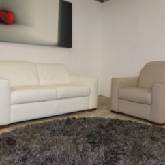 Cult Sectional Leather Sofa By Natuzzi Italia White Malcolm Furnimax Brands Outlet