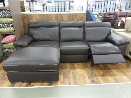 natuzzi sofa recliner repair smith brothers sofas editions andria leather 3 seater power reclining ...