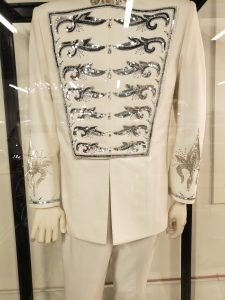 Chauffeur Costumer worn by Matt Damon in Behind The Candelabra
