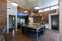 New York Loft Style Kitchen - Mastercraft Kitchens