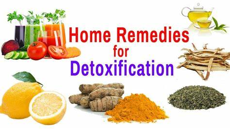 Home Remedies for Detoxing