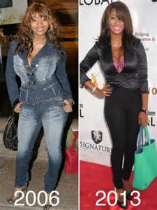 Toccara Before and After