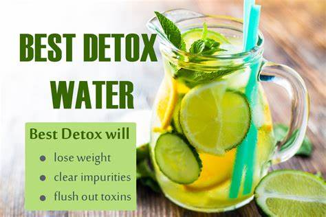 Water The Best Home Remedy To Detox Your Body