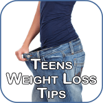 Tips on Losing Weight for Teenagers