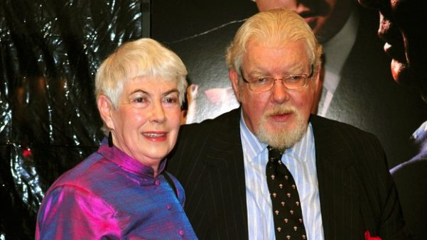 Richard Griffiths wife