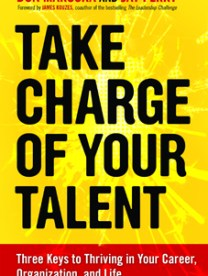 Take Charge of Your Talent - Coaching, Training and Facilitation