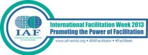 IAF Facilitation week LOGO