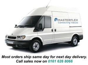 Masterflex Delivery Van