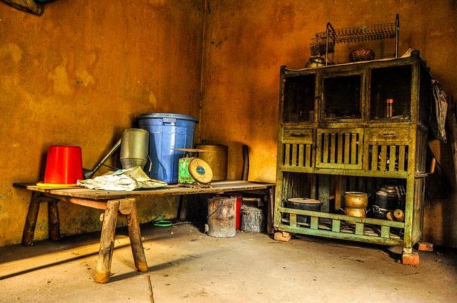 Poor Persons Kitchen in Vietnam - Masterflex Hoserrrrrrrrrrrrrrrrrrrrrrrr