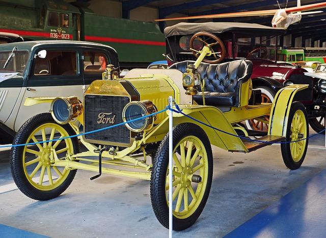 Ford Model T: Motor Hoses