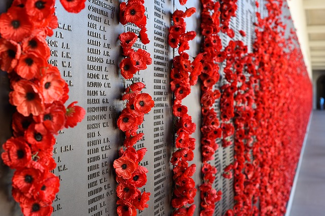 Remembering those who have died in the first World War | Masterflex UK