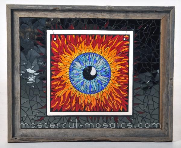 Fine Art Glass Mosaic Masterful Mosaics