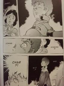 Amuro Ray senses Char coming