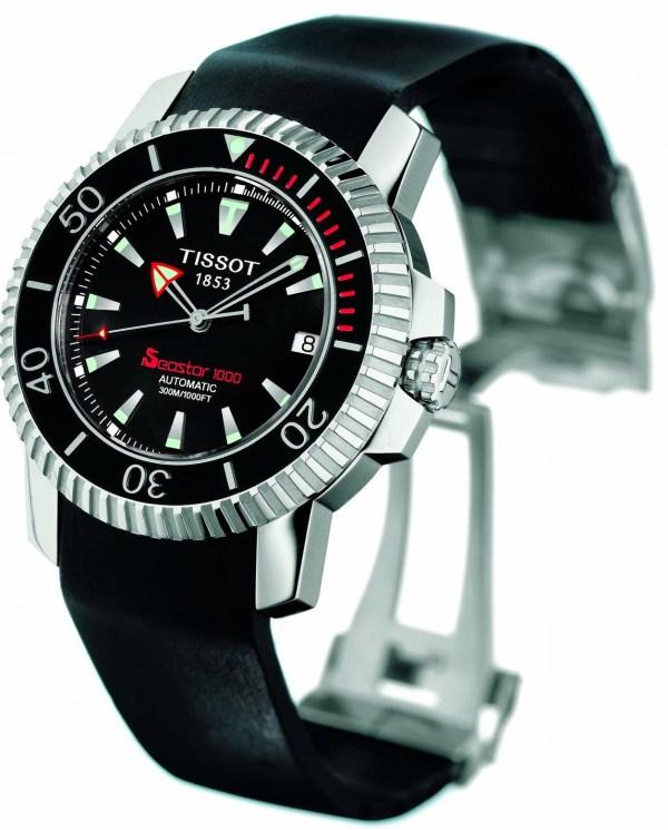 TISSOT Diver Seastar 1000 Automatic diving watch 2003