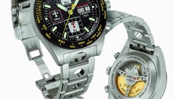 TISSOT PRS516 Valjoux automatic chronograph 2005