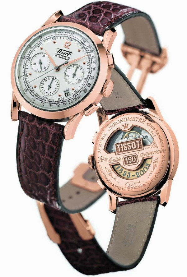 Tissot Heritage 150 Years Limited Edition 2003