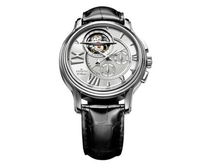 Zenith Academy Tourbillon Chronograph Limited Edition