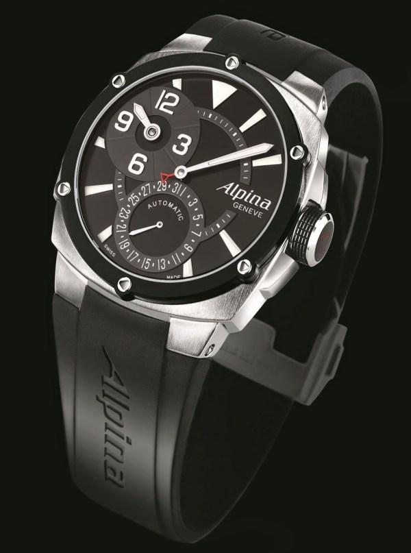 Alpina Manufacture Regulator automatic watch