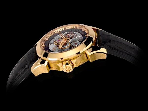 Grönefeld GTM-06 Tourbillon Minute Repeater watch