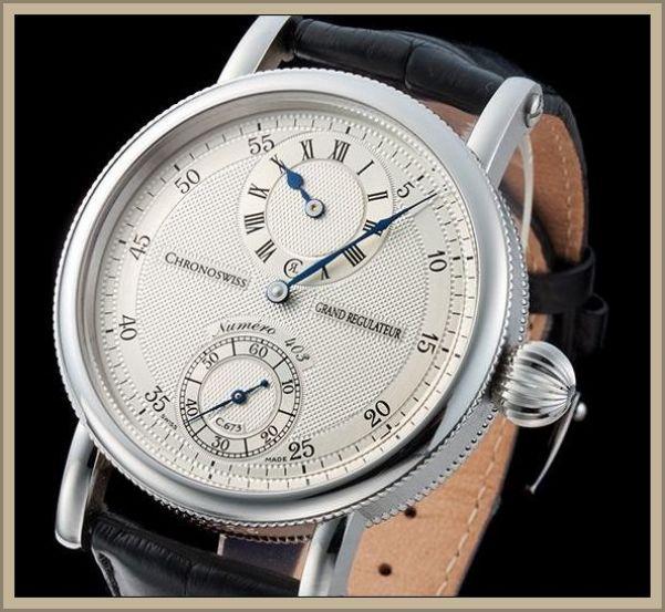 Chronoswiss Grand Régulateur watch