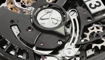 HAUTLENCE HL2 Movement - Speed regulator