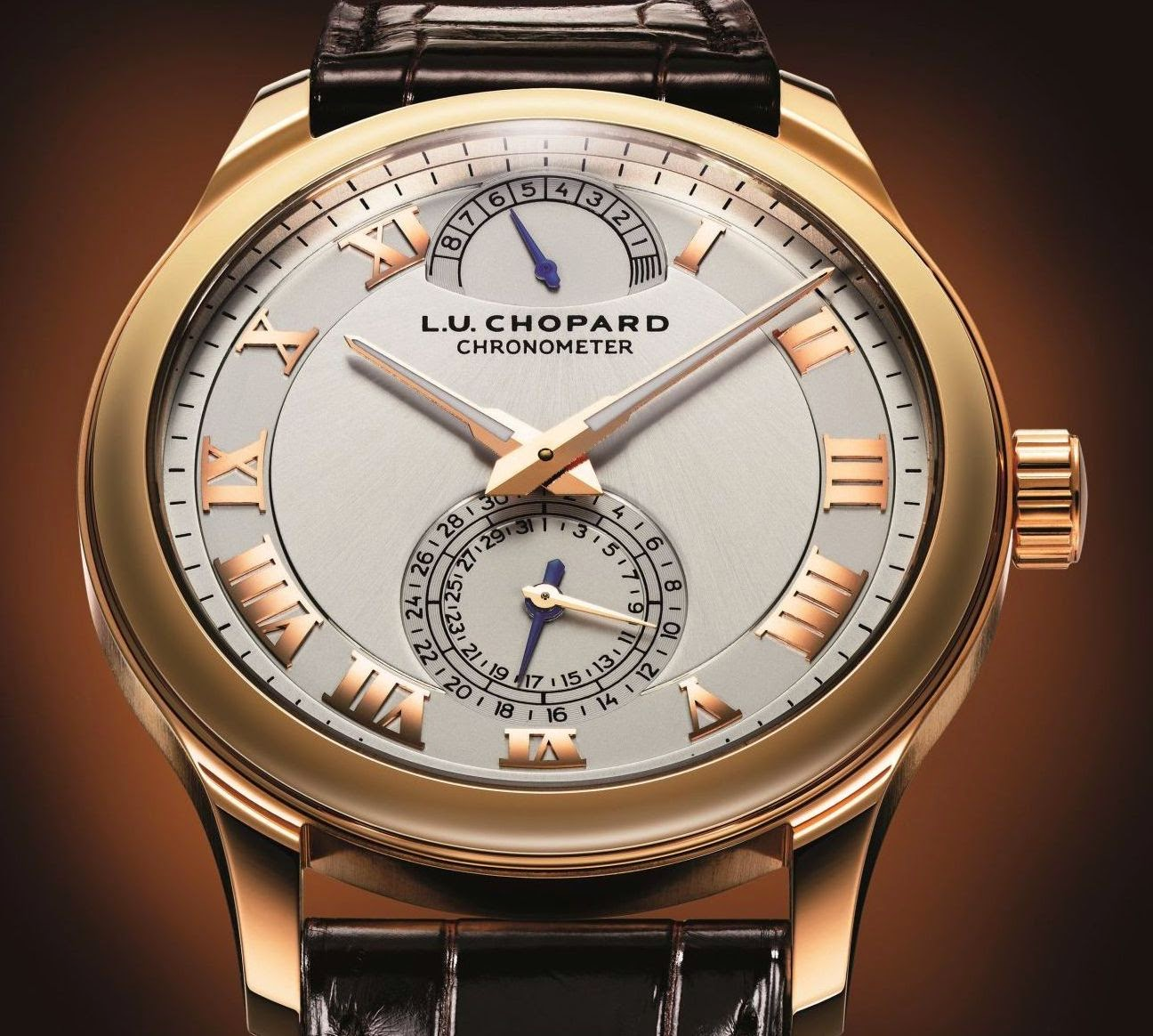 439018c2687a5c The typeface of the L.U.C collection has also been changed, as have the  traditional Roman numerals inspired by a 1960s style.