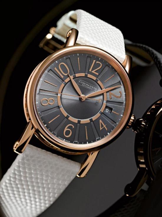 CHRONOSWISS Lady Classic automatic watch